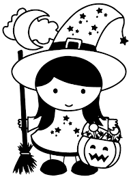 halloween costume clip art. Plain Clip Cute Halloween Witch Inside Costume Clip Art N