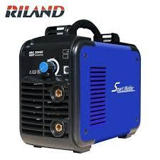 <b>RILAND Smart Welder</b> ARC 200GE 220V Mini Small Portable ...