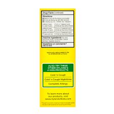 Hyland's 4 Kids Cold 'n Mucus Relief Liquid, Natural Relief of Mucus & Congestion, Runny Nose, Cough, 4 Ounces