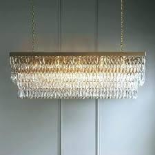 oblong chandelier oblong chandeliers rectangle chandelier design rectangular crystal dining room black lighting foyer