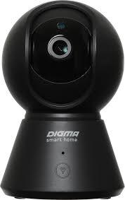 <b>IP</b>-<b>камера Digma</b> DiVision 401, черный — купить в интернет ...