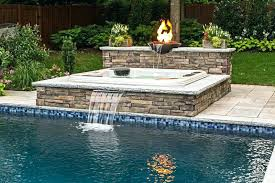 in ground jacuzzi. In Ground Jacuzzi Swimming Pool Trends Whats Making A Splash . E