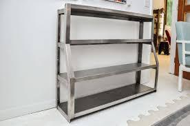 ... Homely Ideas Restaurant Shelving Astonishing Design Stainless Steel At  1stdibs ...