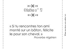 Citations Proverbes