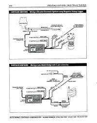msd 5 wiring diagram releaseganji net msd 6al wiring diagram elegant 6a hei ignition beauteous 5