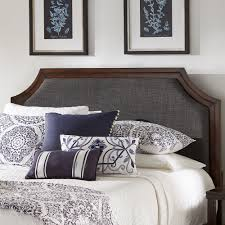 Darren-Upholstered-Linen-Arched-Bridge-Top-Headboard-by-