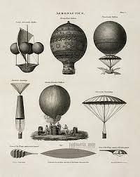 История воздухоплавания Википедия Вакуумный аэростатический аппарат Ланы lana s aeronautical machine первый сверху