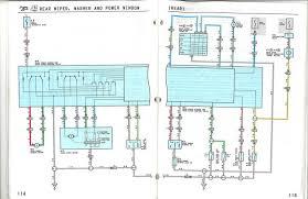wiring diagram toyota 4runner forum 4runners com 1990 4runner rear wiper washer power window jpg