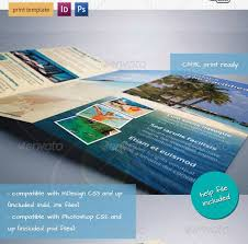 15 Great Travel Brochure Templates Graphic Design Pinterest ...