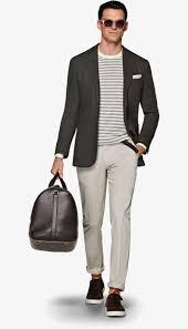 Jacket Green Plain Havana C1312 Suitsupply Online Store