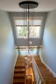 decorationastounding staircase lighting design ideas. Lighting:Stunning Stair Lighting Ideas Living Room Stairway Indoor Step Lights Light Design Staircase Pendant Decorationastounding