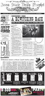 Harry Potter Newspaper Template Enjoy Even More Of Todays Harry Potter Treatments Charles