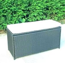 outdoor storage ottoman bench wicker cabinet beautiful cube home design ottomans at walm