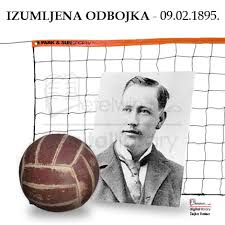 「William G Morgan developed volleyball」の画像検索結果
