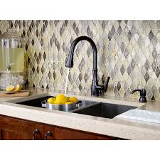Touch Technology Kitchen Faucet Kitchen Bronze Kitchen Faucet And Pilar 4380t Single Handle