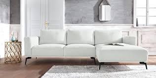 Ecksofa Design L Form Sofa Sultan Outlet Leder
