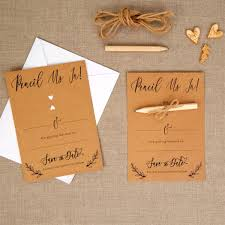 How To Make A Save The Date Card Hearts Krafts Save The Date Cards Pencils