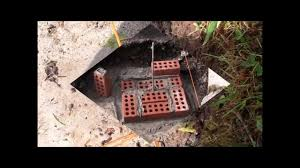 how to build make your own brick pillars block post from start to finish in hd you