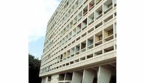 Région Lorraine Les 50 Ans De La Cité Radieuse De Le Corbusier à Briey