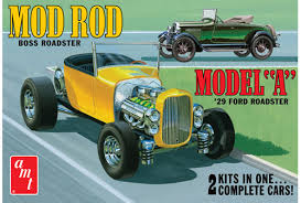 new model car kit releasesRound2
