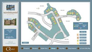 about our interactive sitemaps for your new homes