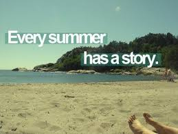 every summer has a story instagram quote