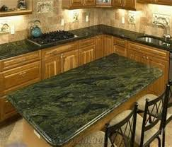 marble green bench top kitchen countertop desk top from