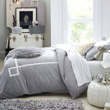 blue and grey duvet covers duck egg curtains navy white