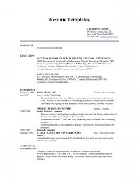 How To Make A Resume For Teens