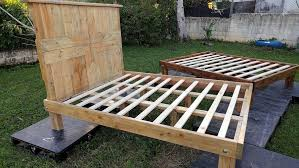 recycled pallets outdoor furniture.  Outdoor Recycled Pallets Queen Bed Frames Inside Recycled Pallets Outdoor Furniture