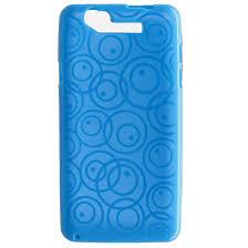 Zaoma Back Cover for Xolo Q3000 - Blue ...