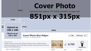 best picture size for facebook pc tips and fixes best image sizes for facbook timeline photo posts