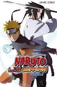 Naruto the Movie: Shippuden - Fesseln Buch versandkostenfrei - Weltbild.de