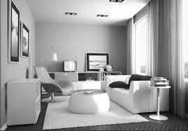 For Small Living Rooms Ikea Black And White Modern Living Room Design Ideas With Grey Sofa