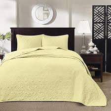 120 x 120 king bedspread. Wonderful King Oversized Yellow King Bedspread Floor Set Solid Cream Tone 120 X 118  Bedding Drops Over Edge Beds Polyester Stylish Classic Stitched In D