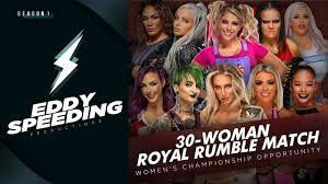WWE Royal Rumble 2021 Promo - Women's Royal Rumble Match