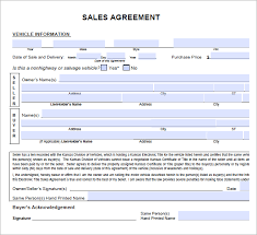 Vehicle Payment Agreement - April.onthemarch.co
