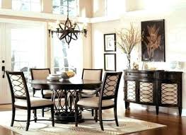primary chandelier height above table over proper