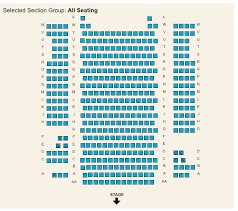 6th Street Playhouse Seating Chart Seating Chart Bucks County Playhouse