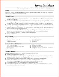 Construction Project Manager Resume Examples How To Write A Nice