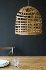 Abriana Bamboo Ceiling Light Lighting Pinterest Bamboo ceiling