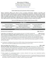Examples Of Military Resumes Adorable Examples Of Military Resumes Best 28 Military To Civilian Resume