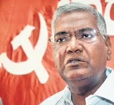 India, D.Raja MP
