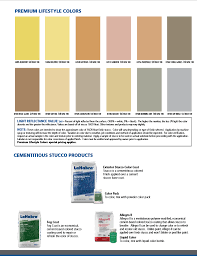 Exterior Stucco Color Chart Lahabra Stucco Color Charts Resource Page With Downloads