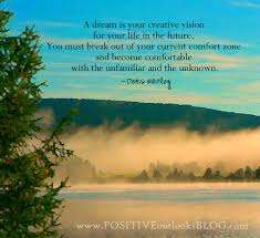 A Dream Quote Best of A Dream Is Your Creative Vision For Your Life In The Future