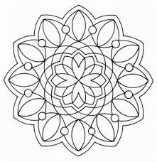 Small Picture Stunning Geometric Design Coloring Book Images Printable