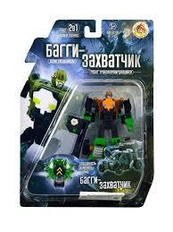 "Робот трансформер серия Специалисты ""<b>Багги</b>-<b>захватчик</b>"", 10 ..."