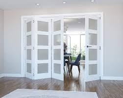 what types of internal bi fold door are
