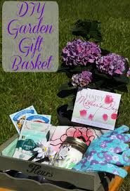 diy garden essential oils gift baskets for mother s day with dreftspring