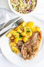 easy oven baked pork chops craving